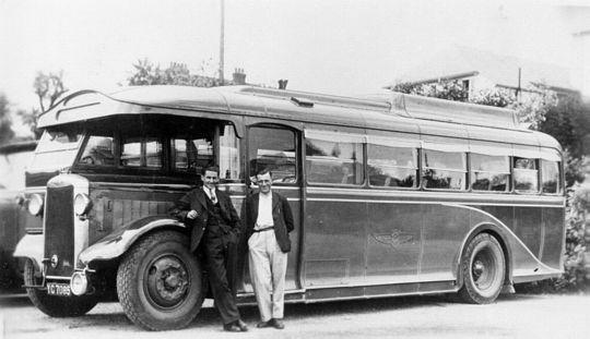 1929 Gilford Hera Wycomb Body