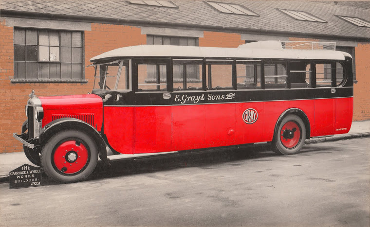 1930 Gilford Motor Company MY 57 Colour