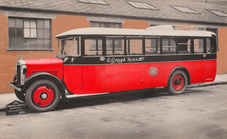 1930 Gilford Motor Company MY 57 Colour