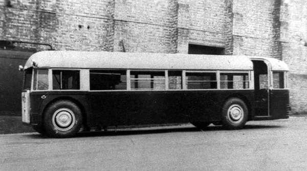 1931 Front Wheel Gilford SD