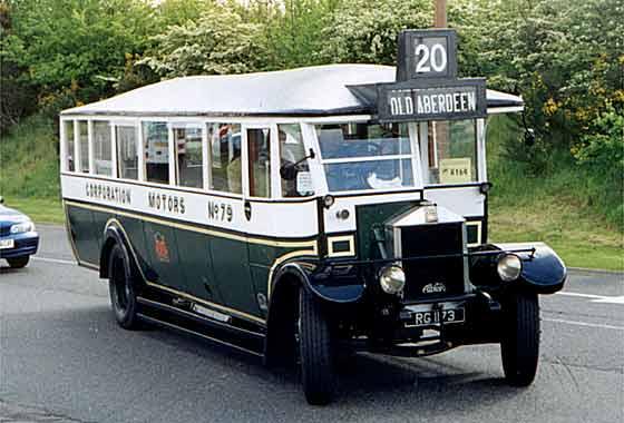 1931 lbc16 Gilford