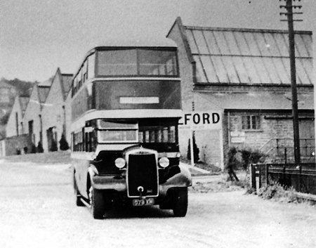 1933 Gilford DD