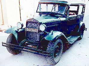 1934 Gaz 6 IRRA