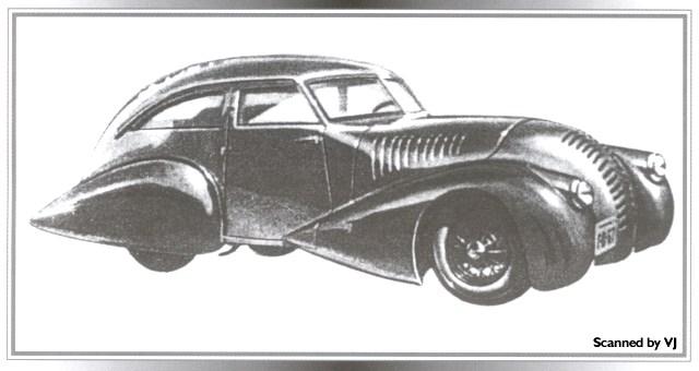 1934 Gaz A Aero by Nickitin - fVr (Russia)
