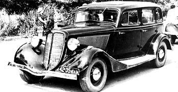 1937 Gaz m1