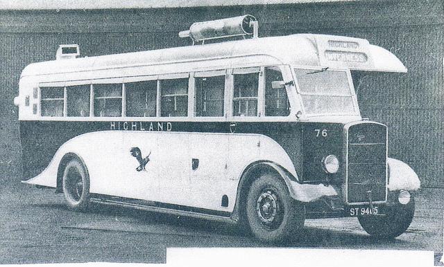 1937 Gilford CF176