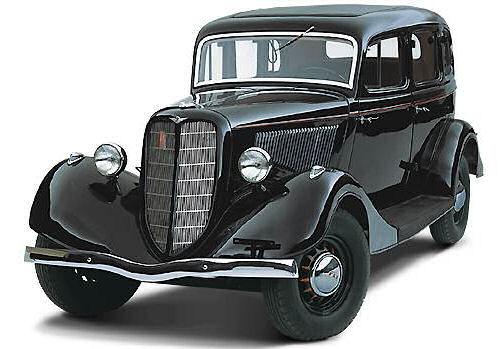 1938 GAZ-M1