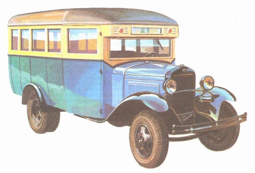 1940 GAZ-03-30