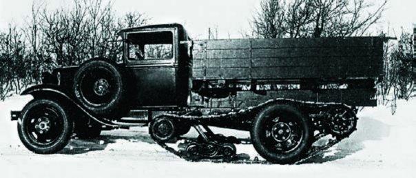 1940 GAZ-65