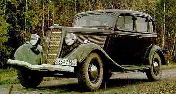 1940 Gaz m1