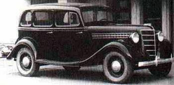 1941 Gaz  m11-73