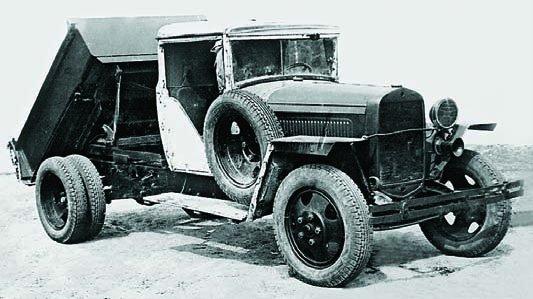 1942 GAZ-410, 1942