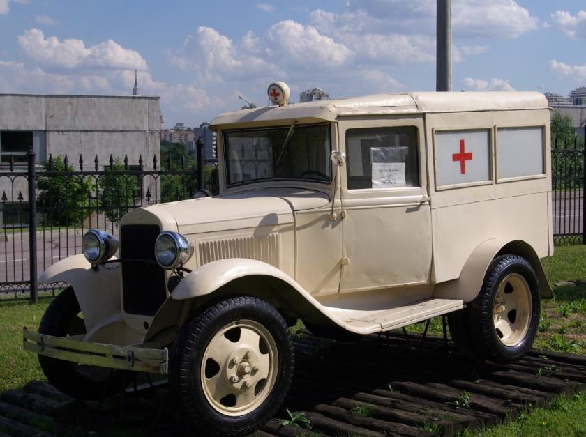 1943 gaz-55 1