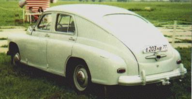1946 GAZ m20r