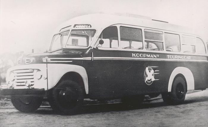 1950 Ford F5 V8 Hainje Heerenveen B-33225
