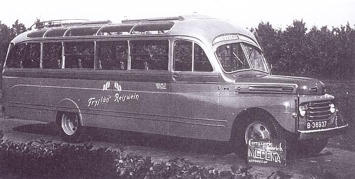1950 Ford F5 V8