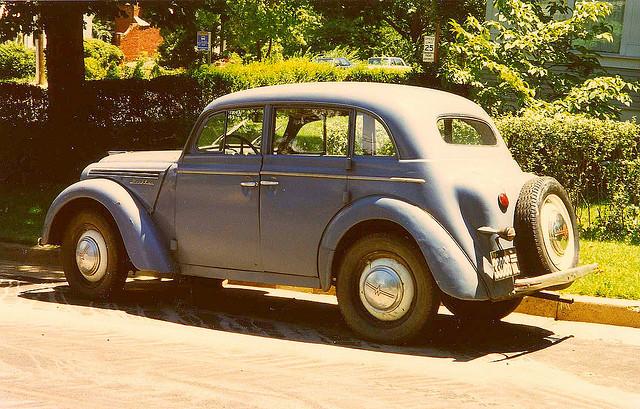 1950 Moskovich