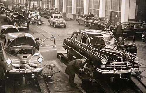 1951 gaz pobeda zim 2
