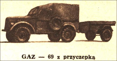 1952 gaz december motor