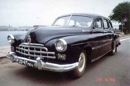1953 GAZ-12 ZIM