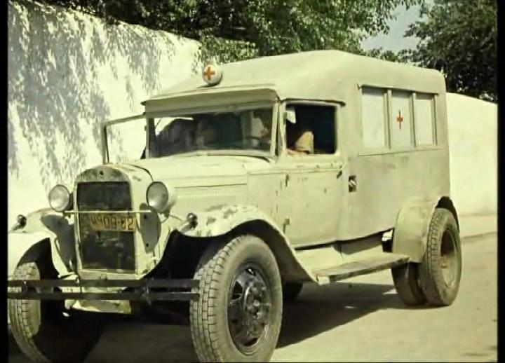 1955 GAZ 55 IMCD