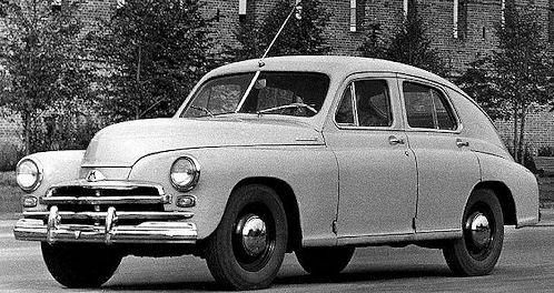 1956 gaz m-20