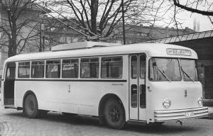 1956 Obus Henschel AEG Gaubschat