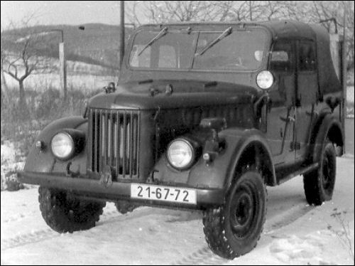 1957 gaz 69a
