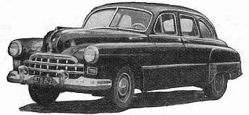 1957 gaz  zim