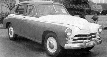 1958 gaz m20b