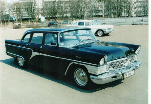 1960 GAZ-13 Chayka