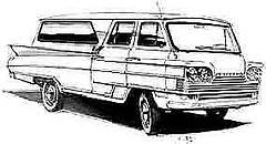 1960 GAZ Start