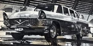 1961 gaz 13 czajka