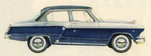 1961 gaz 21
