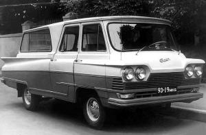1961 GAZ Pool