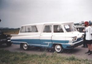1961 GAZ start CTAPT