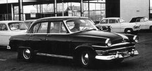 1961 Gaz Volga-Scaldia