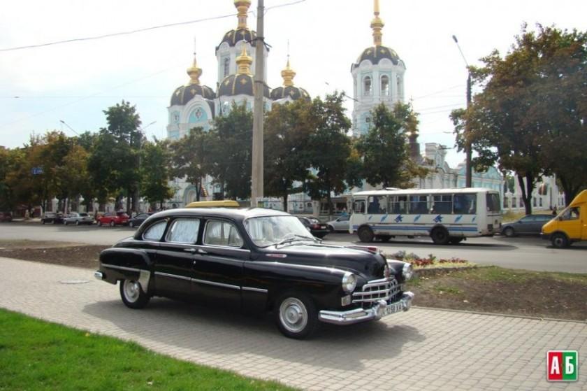 1961 GAZ-ZIM AD