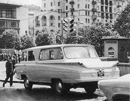 1962 GAZ CTAPT