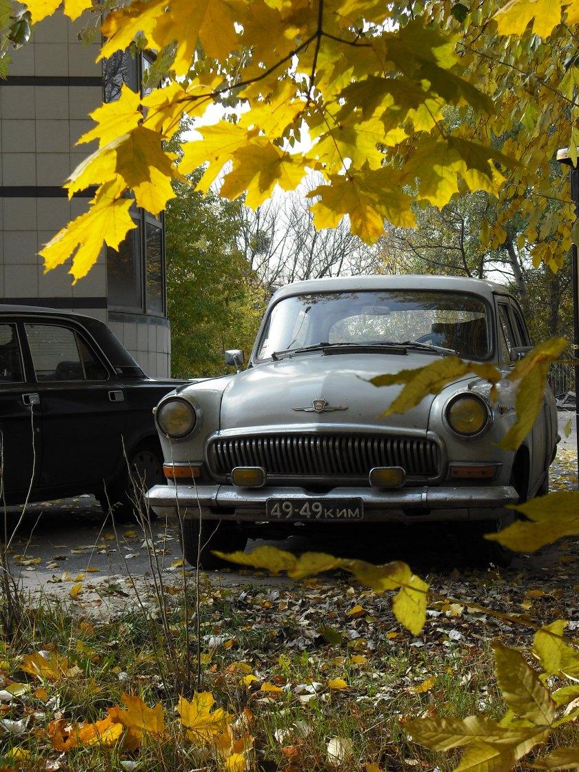 1962 Volga Kiev-Cars