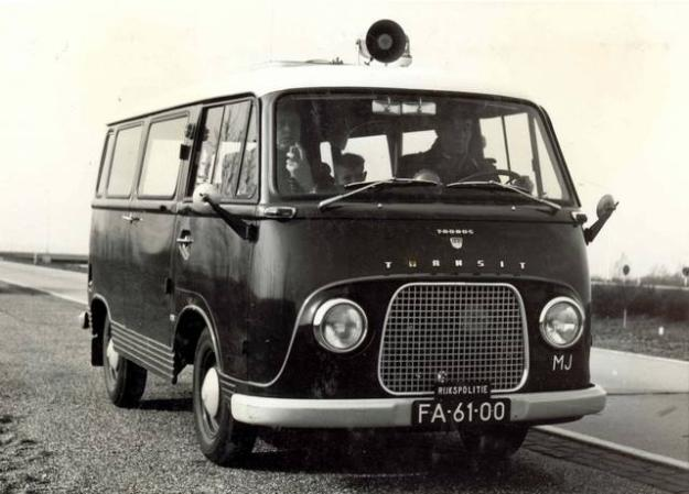 1965 Ford Taunus Transit FA-61-00
