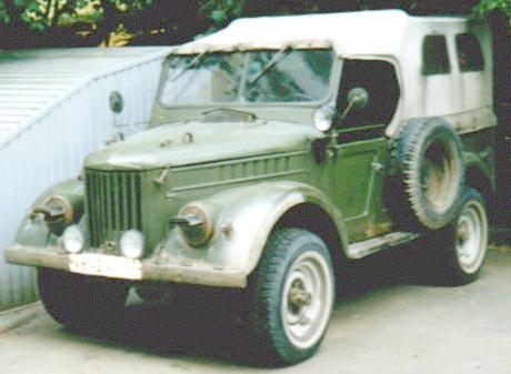 1965 gaz 69m