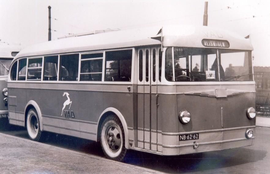 1966 Ford Trambus 2600 serie