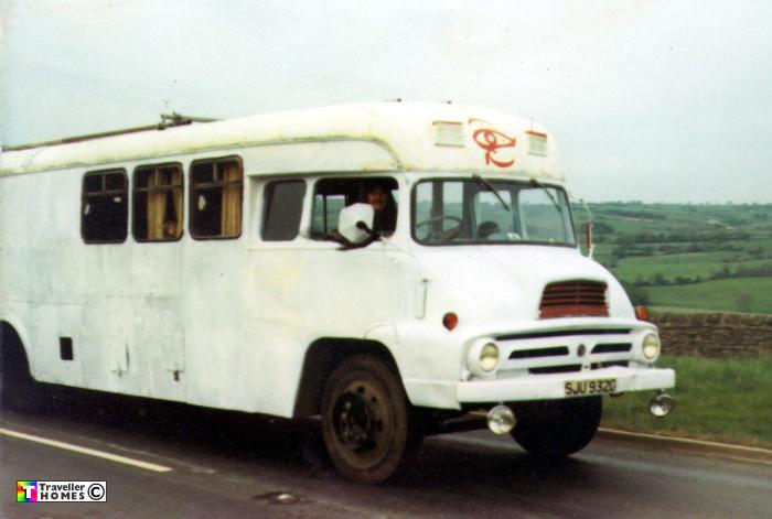 1968 Ford Thames Trader