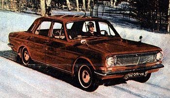 1968 gaz 24 volga