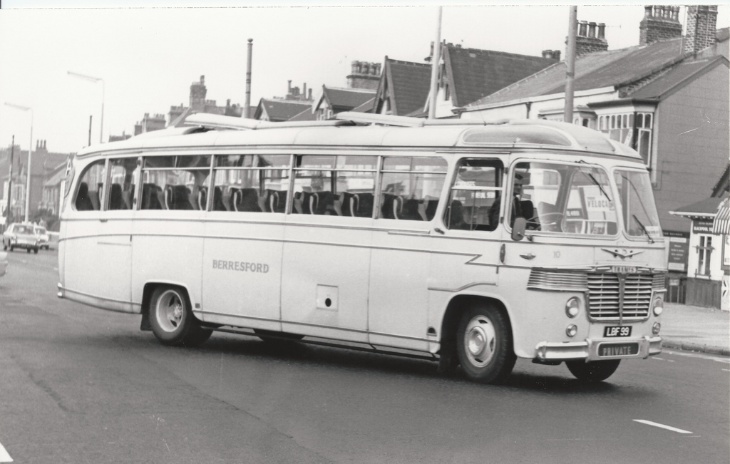 1970 Ford Thames LBF 99