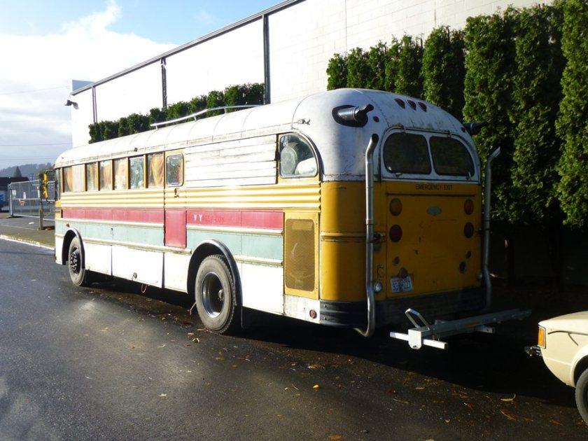 1972 Gillig Transit Coach