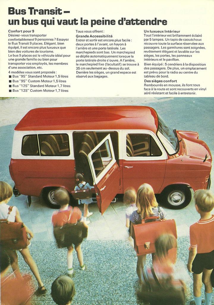 1976 Ford Transit
