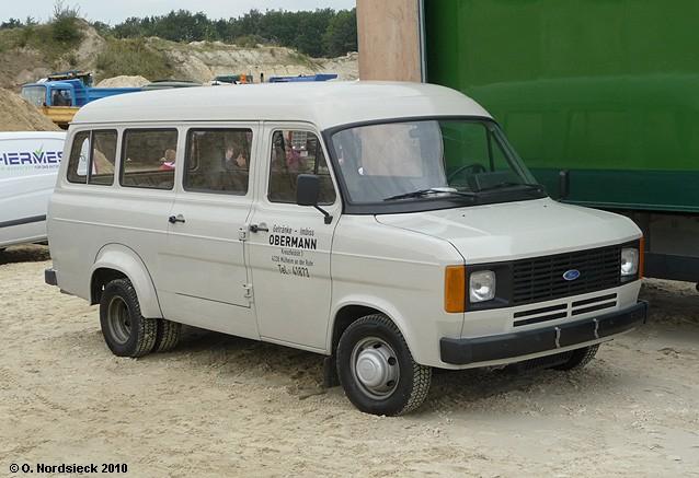 1978 Ford Transit Modell Kleinbus