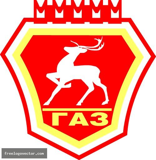 1980 GAZ auto logo